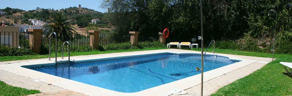 Bienvenidos al hotel san blas hotel rural en la sierra for Piscina de san blas
